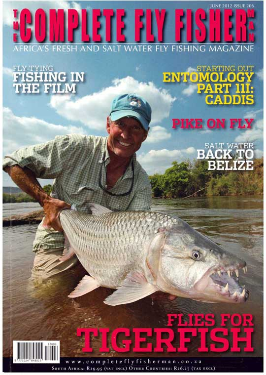 Flies for Tiger Fish